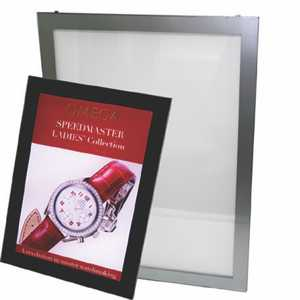 Slimline LED lightboxes