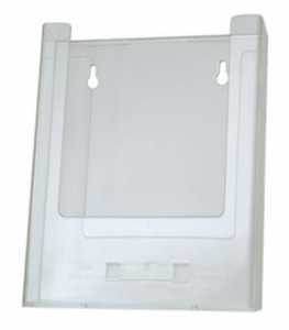 Wall Mounting A4 Brochure Holder